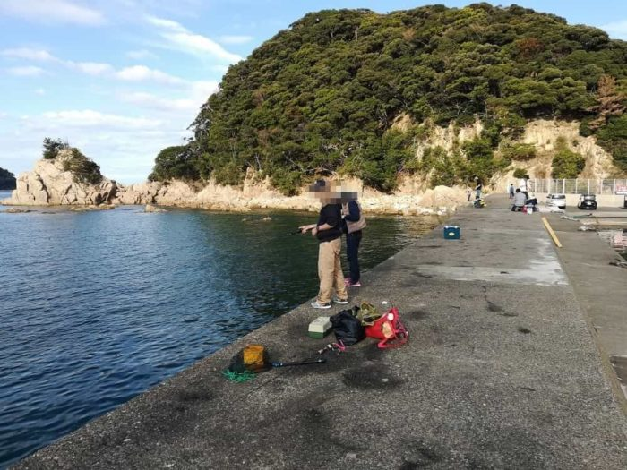 アオリイカが釣れる釣り場