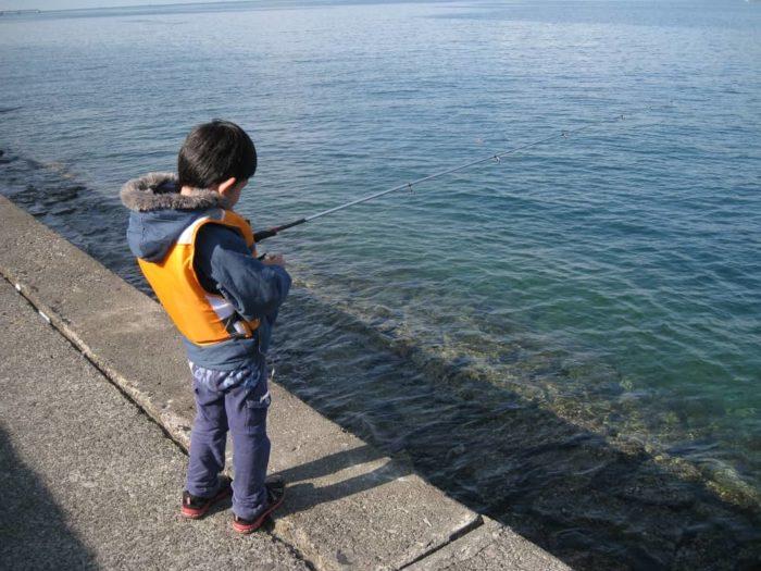 釣行時の安全対策も重要