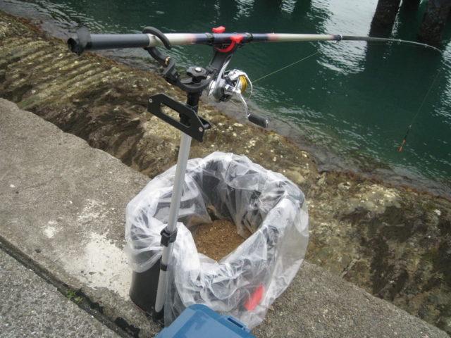 マイナーな釣り方【ヌカ切り】