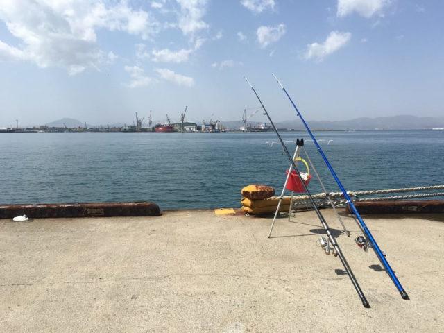 沖の底物を引き寄せる【投げ釣り】