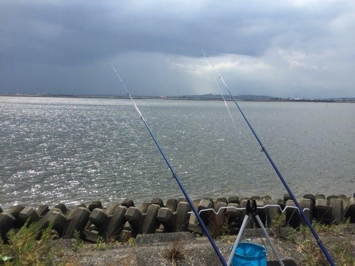 波止釣りの三大釣法の一つ【投げ釣り】