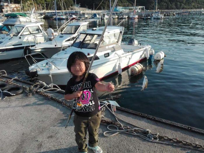 小さな子供でも釣れる【サビキ釣り】