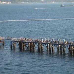 和歌山県下津町にある海釣り公園『下津ピアーランド』