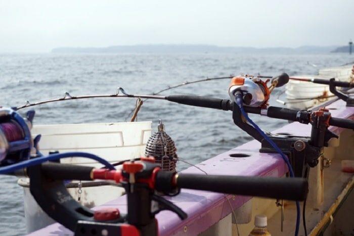 船釣りで使う両軸リール