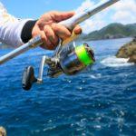 海釣りのメインタックル【スピニングリール】